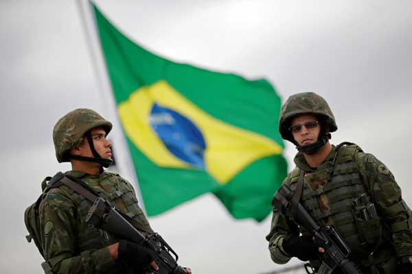 Rio 2016: Brazil rolls out new anti-terrorism measures ahead of Olympics