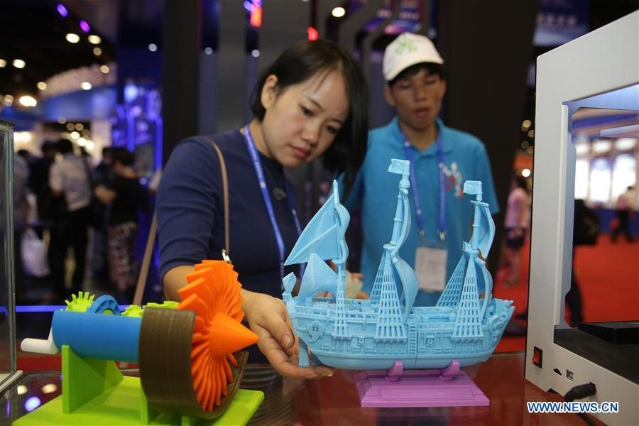 Highlights of 13th China-ASEAN Expo in Nanning