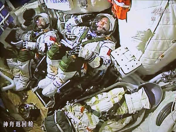 Shenzhou XI astronaut to spend 50th birthday in space