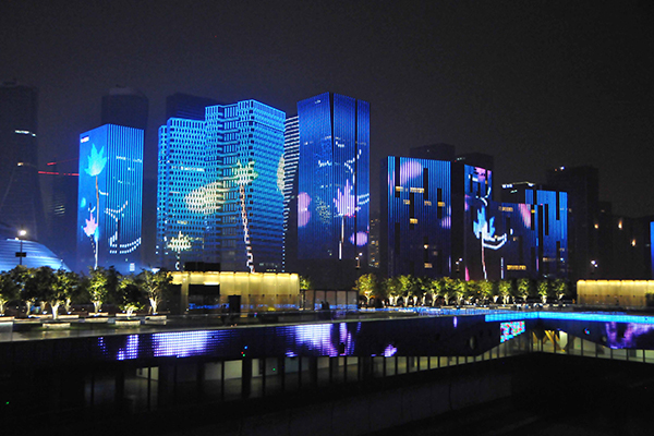 Top 10 Chinese cities in 2016