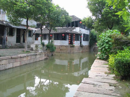 Luzhi---A Fairyland on Water