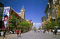 Top 10 Distinctive Shopping Streets in China