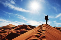 Top Five Mysterious Deserts in China